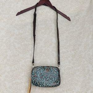 Patricia Nash NWT Crossbody Leather Purse 👛
